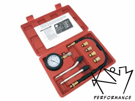 Cylinder compression tester kit, Metric