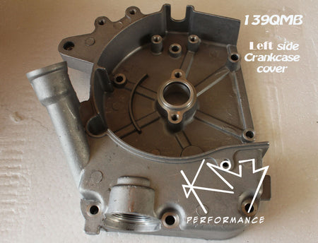 Crankcase Cover 139QMB Left side