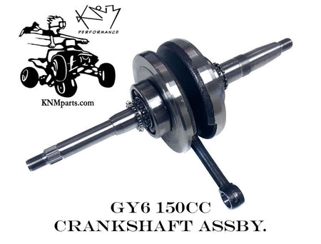 Crankshaft GY6 150 (VX150)