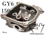 Cylinder Head GY6 150cc 57.4mm (China)