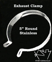 Exhaust Clamp 5 inch