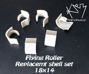 Sliding Flying Roller weight sets 18x14 NEW!!!