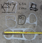 Gasket Set Engine GY6 150