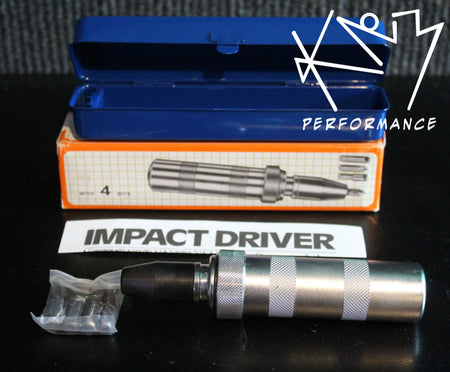 "Impact driver 3/8"" Drive"