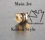 Carburetor Jet Main for GY6 125-300cc Keihin