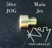 Carburetor Jet Main for JOG 50cc Keihin