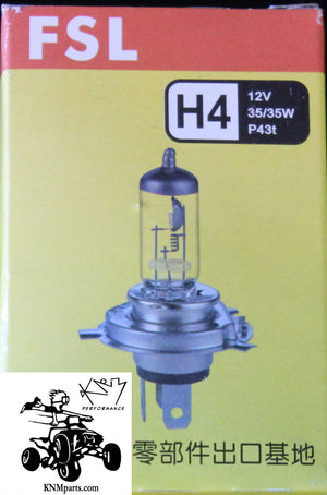 Light Bulb Headlamp H4 12V/35W