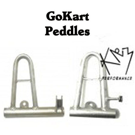 Throttle & Brake Peddles GY6 150cc-250cc Gokart