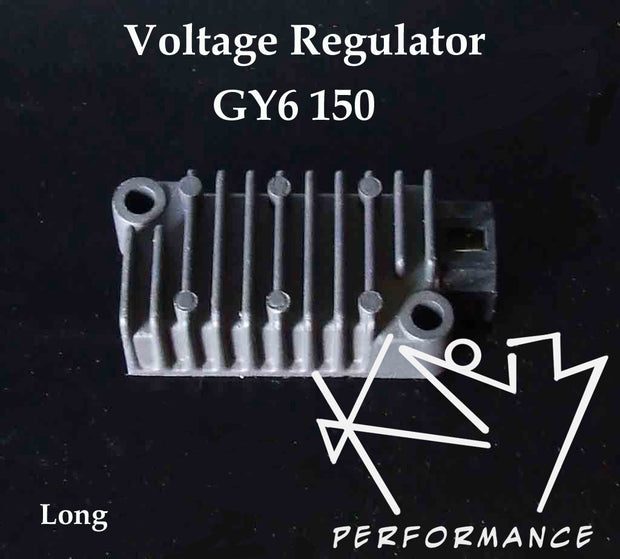 Regulator Voltage GY6 GK50-150 Long