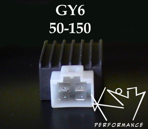 Regulator Voltage GY6 GK50-150 Short