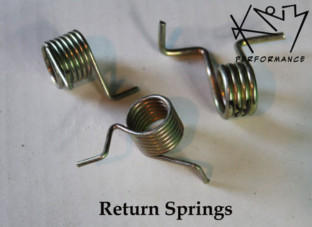 Return Springs - Reverse, Throttle & Brake Return for Gokarts