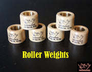 Roller Weight sets $12-$22