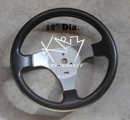 Steering Wheel 12 Inch 3 hole
