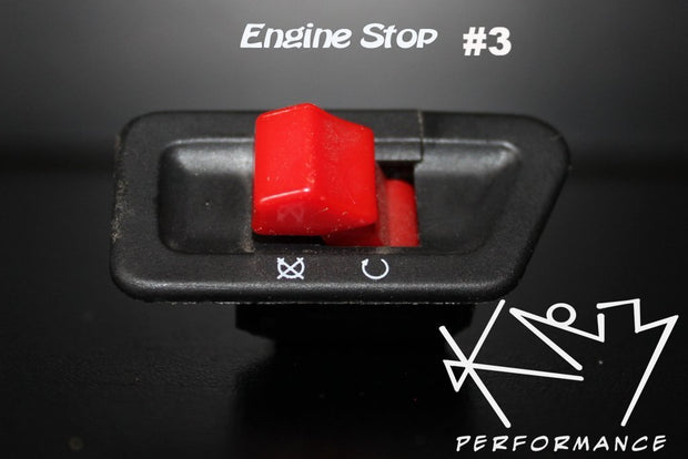 Switch Engine Stop #3 (6 pin Toggle Style)