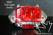 Light Tail Light Plastic Assembly 50QT