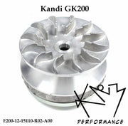 Variator assembly Kandi GK200cc Series