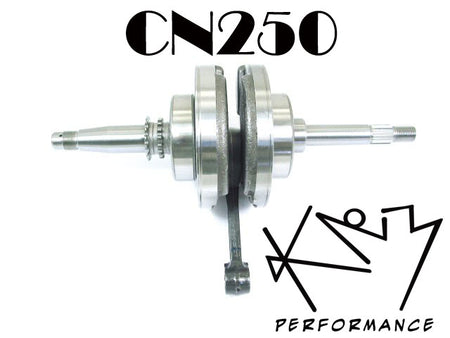 Crankshaft CN250 Factory