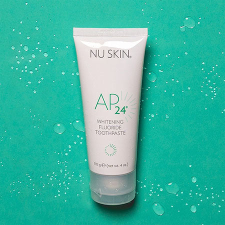 dentrifrice blanchissant AP24 Withening Nuskin promo