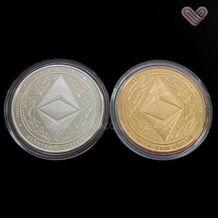 Médaille collection Ethereum