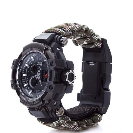 Montre multifonction chasse