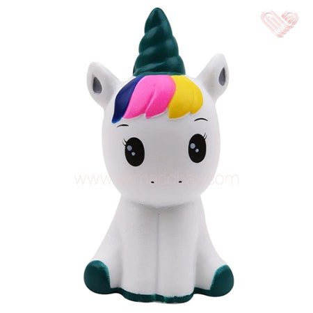 Squishy smooshy mushy antistress mochi licorne pas cher