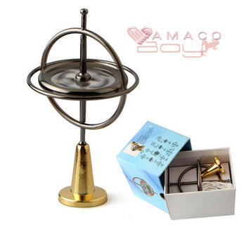 Toupie rétro science Gyroscope magique spinner