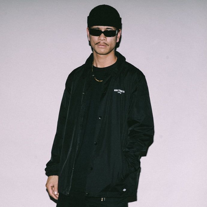 Lookbook Noble Skateboard Coach Jacket