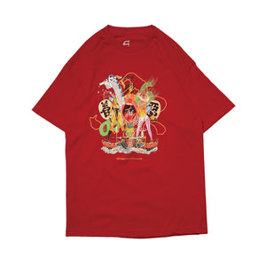 Evisen | Nasty T-Shirt – Red