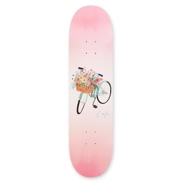 Flower Basket Deck Pink - 8.38