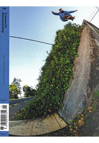 Transworld Skateboarding November 2017