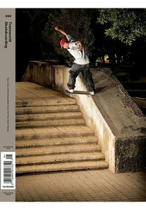 Transworld Skateboarding May/June 2018