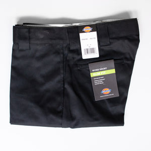 Dickies | 872 Slim Fit Work Pant - Black