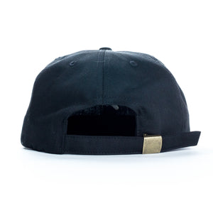 Skateboard Cap - Black