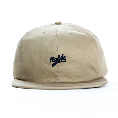 Noble Skateboard Cap | Khaki