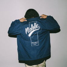 Skateboard Coach Jacket Dickies - Navy