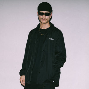 Skateboard Coach Jacket Dickies - Black