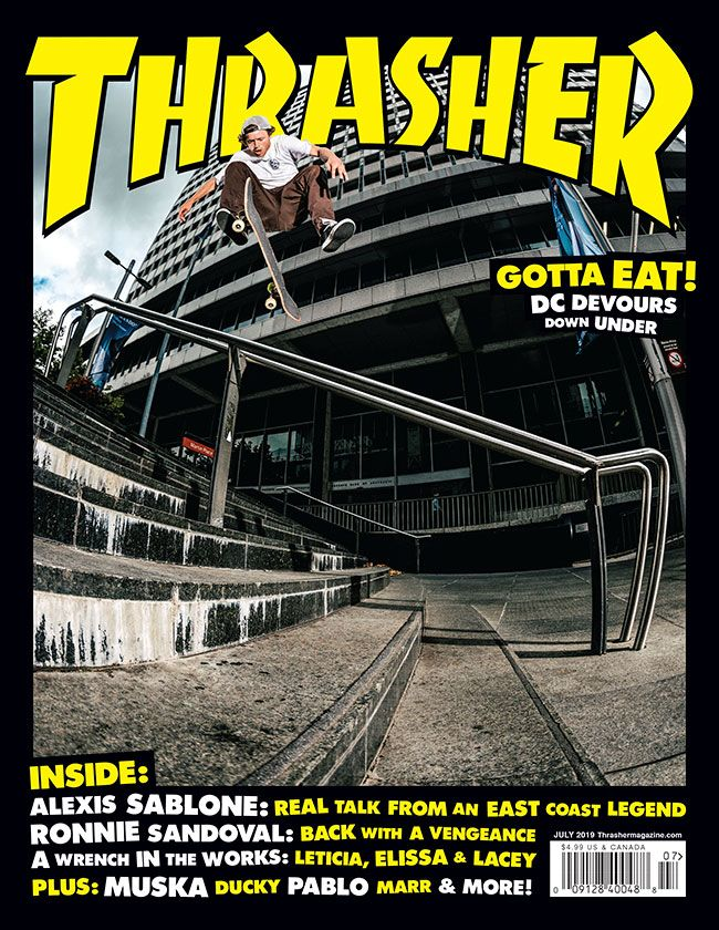 Thrasher | July 2019