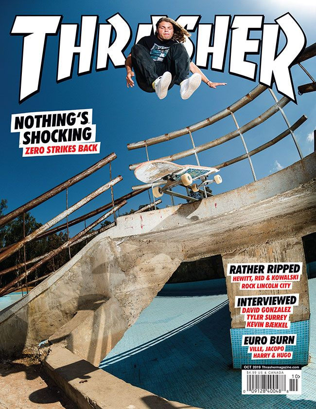 Thrasher | October 2019