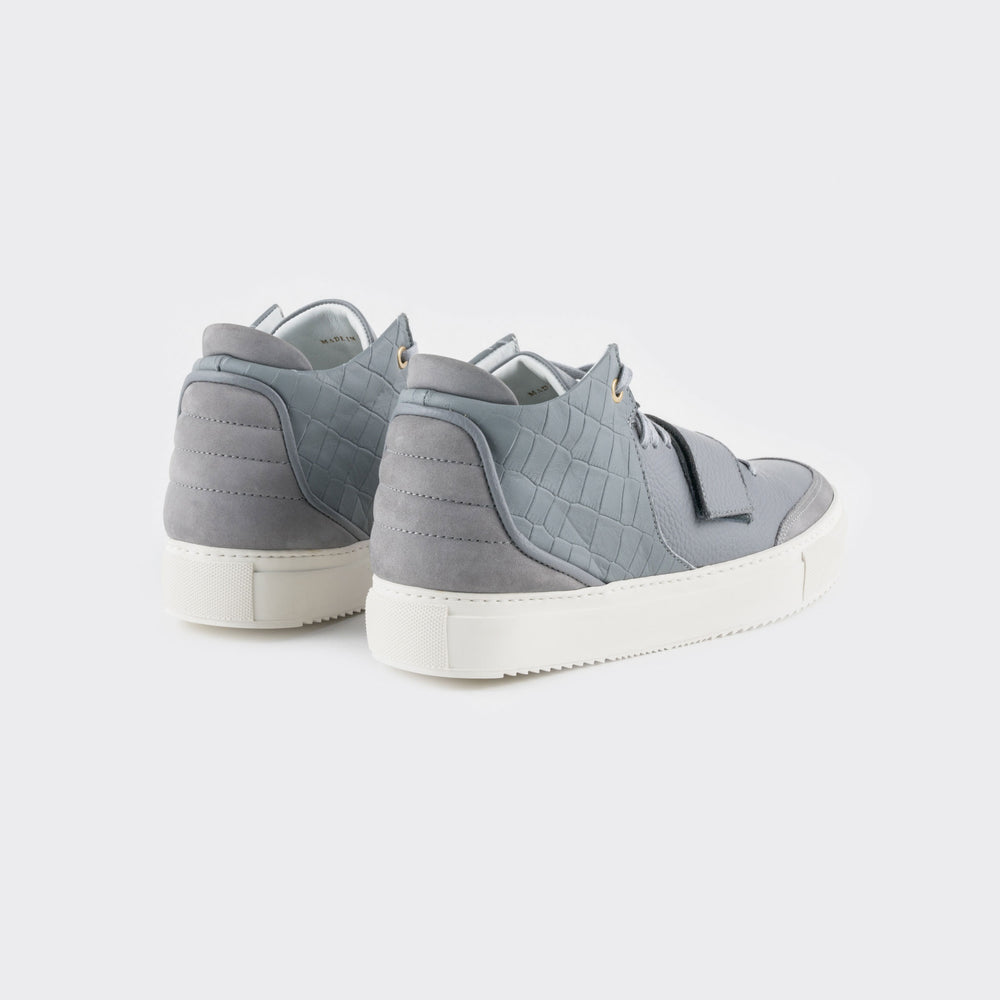 OFFSET Brand Kaneda 1 light grey Leather Best New Sneaker for Men and Women in 2018 fashion Shoes online