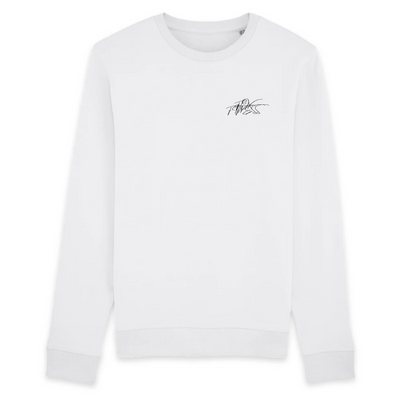 SIGNATURE | SWEAT BIO UNISEXE | BLANC