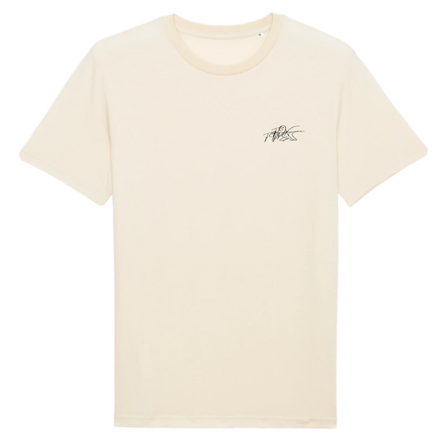SIGNATURE | T-SHIRT UNISEXE - COTON BIO | NATUREL
