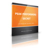 CD - Peak Performers Secrets...31 Truths for the Next Level