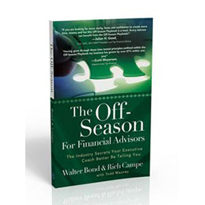 Book- The Off-Season for Financial Advisors