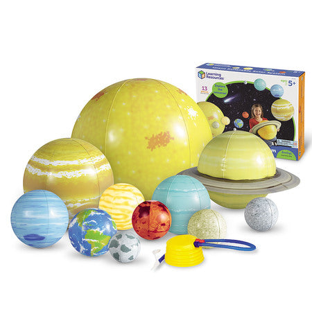 Inflatable Solar System Kit