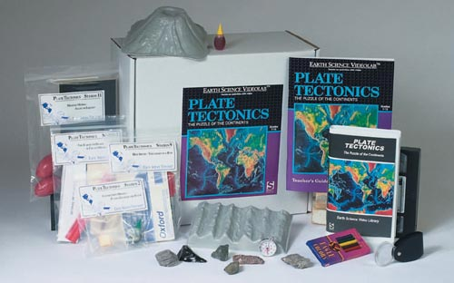 Plate Tectonics DVD Only