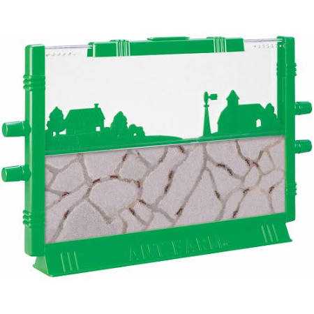 "Giant Ant Farm | One Year Supply of Ant Food Included | 10"" x 15"""