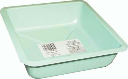 "Small Sturdy Plant Tray |  8"" x 8"" x 2.75"" 
