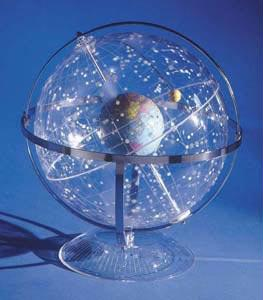 "Celestial Globe | 16"" x 14"" x 14"" 