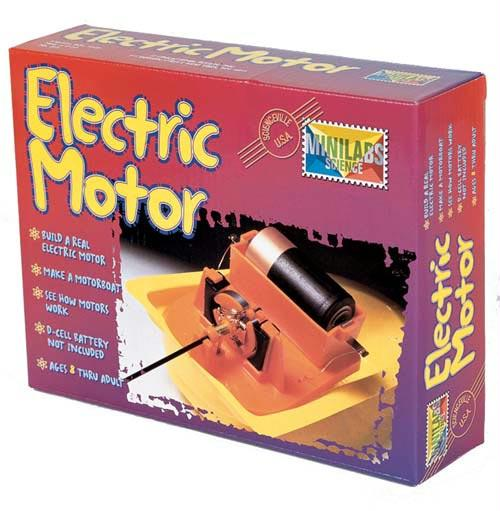 Electric Motor Kit | No Tools Needed