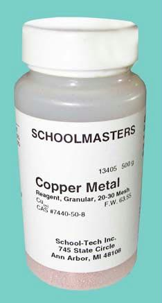 Copper Metal Reagent | Granular | 500g
